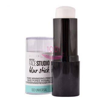 MAYBELLINE FACE STUDIO PORELESS PRIMER BLUR STICK UNIVERSAL 100