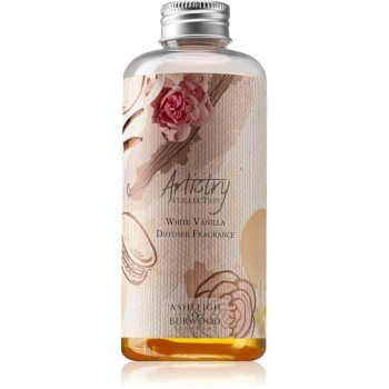 Ashleigh & Burwood London Artistry Collection White Vanilla reumplere în aroma difuzoarelor