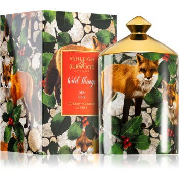 Ashleigh & Burwood London Wild Things Mr Fox lumânare parfumată