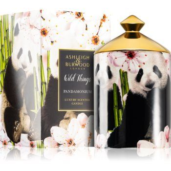 Ashleigh & Burwood London Wild Things Pandamonium lumânare parfumată