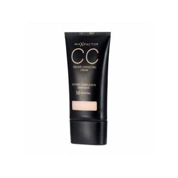 Corector Crema CC Max Factor Colour Correcting Cream 50 Natural, 30 ml