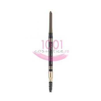 MAX FACTOR BROW SLANTED PENCIL CREION PENTRU SPRANCENE DARK BROWN 03