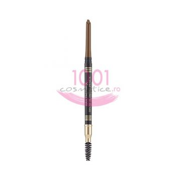 MAX FACTOR BROW SLANTED PENCIL CREION PENTRU SPRANCENE SOFT BROWN 02