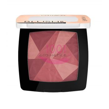 CATRICE BLUSH BOX GLOWING+ MULTICOLOUR BLUSH IT S WINE O CLOCK 020