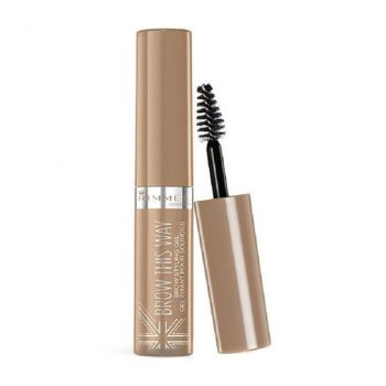 Gel pentru Sprancene Rimmel London Brow This Way 001 Blonde 5 ml
