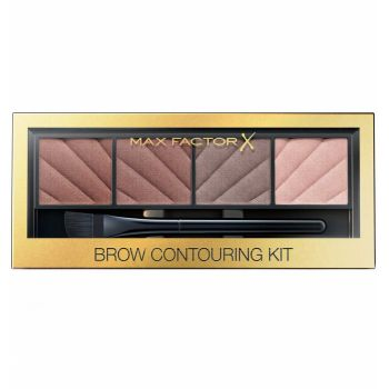 Kit pentru sprancene MAX FACTOR Brow Contouring Kit 1.8 g