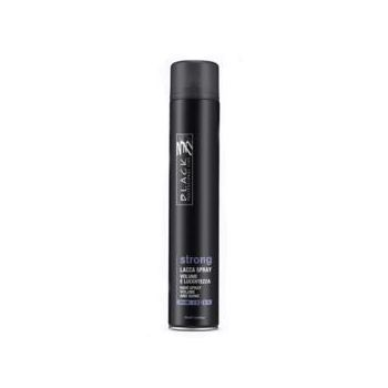 Spray Volum si Stralucire Putere 3 - Black Professional Line Strong Hairspray Volume and Shine, 750ml