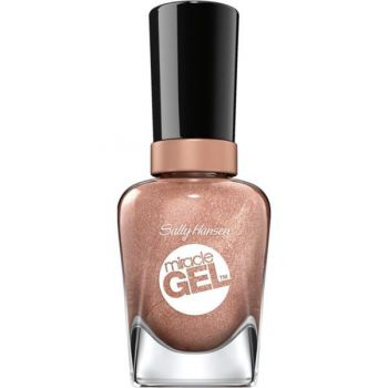 Gel Oja, 660 Terra-Coppa, Sally Hansen Miracle 14.7 ml