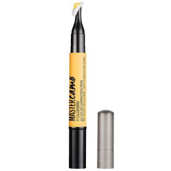 Stilou Corector Maybelline New York Master Camo Color Yellow, 1.5 ml