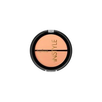 Fard de obraz Topface Twin Blush On, nuanta 001,10g