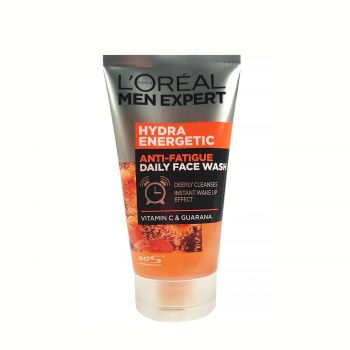 MEN EXPERT HYDRA ENERGETIC FACE WASH 100ml