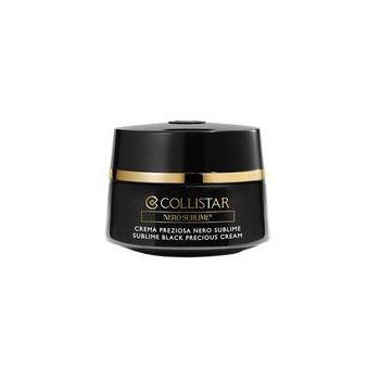 Crema Collistar Sublime Black Precious, luminozitate si intinerire, 50 ml