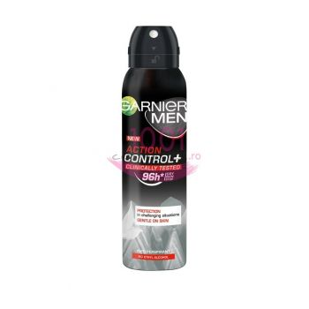 GARNIER MEN + 96H DEODORANT ANTI-PERSPIRANT DEO SPRAY