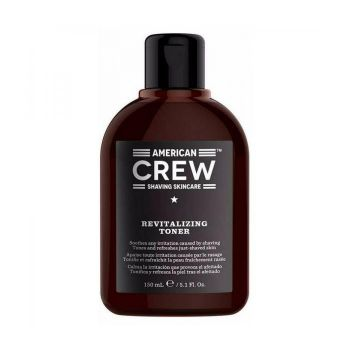 Lotiune aftershave American Crew Revitalizing Toner, 150ml