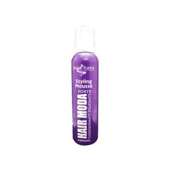 Styling Mousse fixativ cu spuma by Bacchara 250ml
