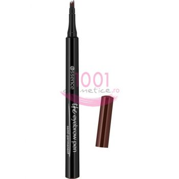 ESSENCE THE EYEBROW SEMI-PERMANENT CREION PENTRU SPRANCENE DARK BROWN 04