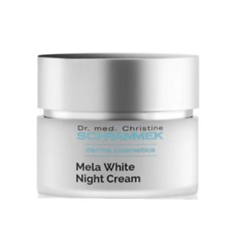 Crema de Noapte - Dr. Christine Schrammek Mela White Night Cream 50 ml
