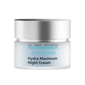 Crema Hidratanta de Noapte - Dr. Christine Schrammek Hydra Maximum Night Cream 50 ml
