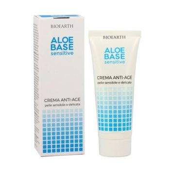 Crema Antirid Aloebase Bioearth, 50 ml