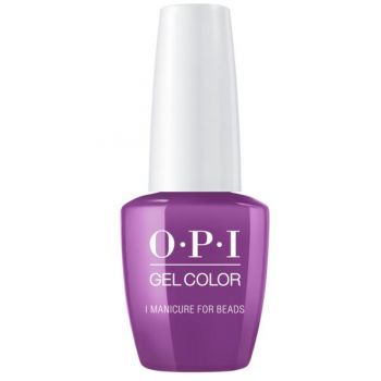 Lac de Unghii Semipermanent - OPI Gel Color I Manicure For Beads, 15 ml