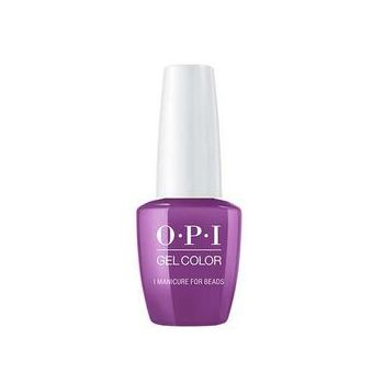 Lac de Unghii Semipermanent - OPI Gel Color I Manicure For Beads, 7,5 ml