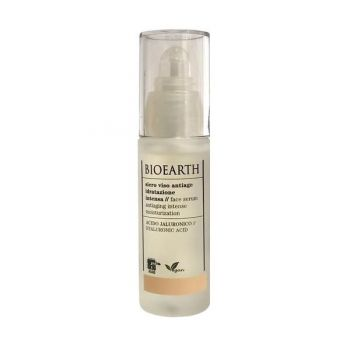 Ser Antirid cu Acid Hialuronic Bioearth, 30 ml