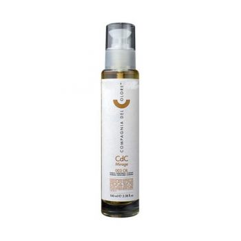 Ulei de Par cu Ulei de Argan Mirage Compagnia del Colore, 100 ml