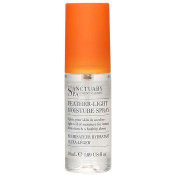 Spray hidratant pentru ten SANCTUARY SPA Feather Light Moisture Spray, 50 ml