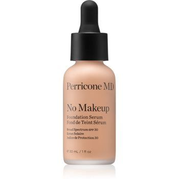 Perricone MD No Makeup Foundation Serum make-up cu textura usoara pentru un look natural