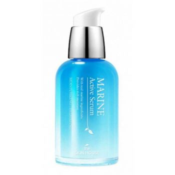Ser Concentrat Hidratant The Skin House Marine Active, 50 ml