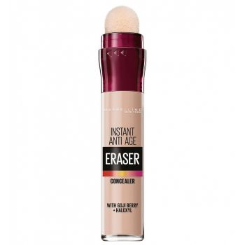 Anticearcan Maybelline New York Instant Anti-Age Eraser Concealer 03 Fair, 6.8 ml