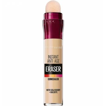 Anticearcan Maybelline New York Instant Anti-Age Eraser Concealer 07 Sand, 6.8 ml