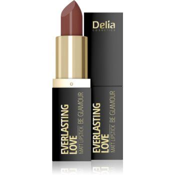 Delia Cosmetics Everlasting Love Be Glamour ruj mat
