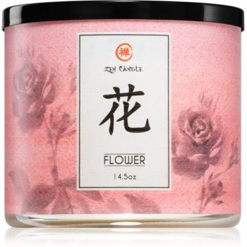 Kringle Candle Zen Flower lumânare parfumată