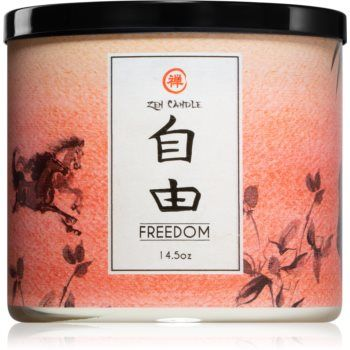 Kringle Candle Zen Freedom lumânare parfumată