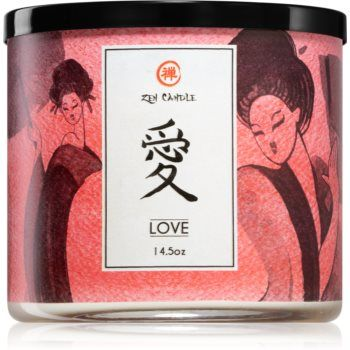 Kringle Candle Zen Love lumânare parfumată