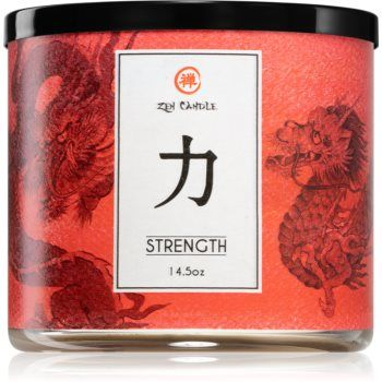 Kringle Candle Zen Strength lumânare parfumată