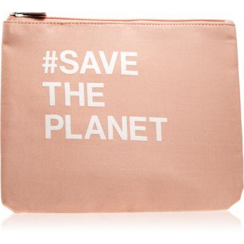 BrushArt Save The Planet geanta de cosmetice