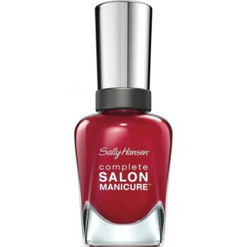Lac de unghii 575 Red-Handed Sally Hansen Salon Manicure 14,7ml