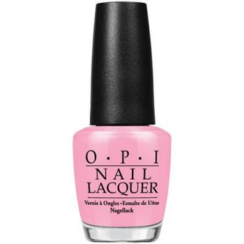 Lac de unghii OPI I think in pink 15ml