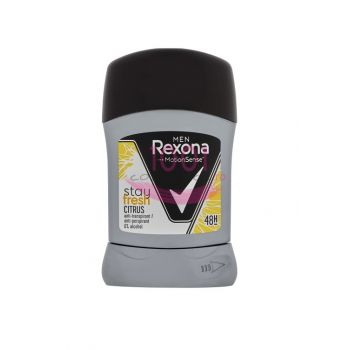 REXONA MEN MOTIONSENSE STAY FRESH CITRUS ANTIPERSPIRANT STICK