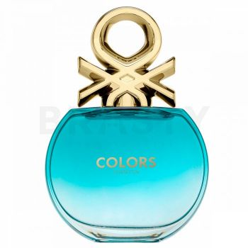 Benetton Colors de Benetton Blue Eau de Toilette femei 10 ml Eșantion