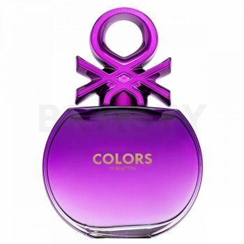 Benetton Colors de Benetton Purple Eau de Toilette pentru femei 80 ml