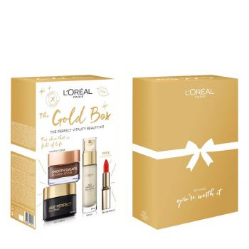 AGE PERFECT THE GOLD BOX SET 130ml