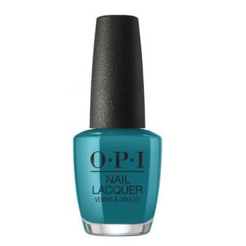 Lac de unghii - OPI NL Teal me More, Teal me more, 15ml