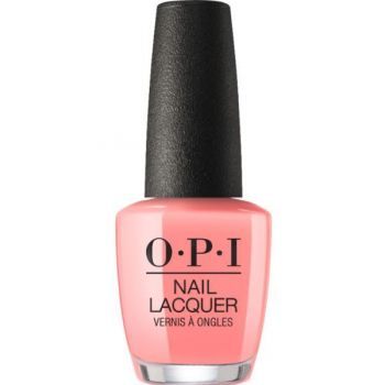 Lac de unghii - OPI NL You've Got Nata On Me, 15ml