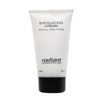 Exfoliant delicat pentru ten Radiant Exfoliant delicat pentru ten radiant exfoliating cream (all skin types) 75 ml