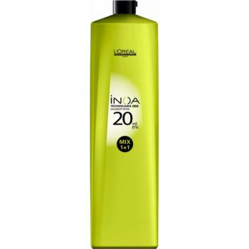 Oxidant 20 Vol 6% - L'Oreal Professionnel Inoa Oxydant Riche 6% 20 Vol, 1000 ml