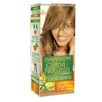 Vopsea de păr Garnier Color Naturals 7 Blond, 110 ml