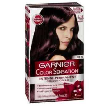 Vopsea de păr Garnier Color Sensation 3.16 Ametist Profund, 110 ml